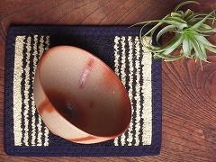 [19123]火襷飯碗(高力芳照)価格:3,780円