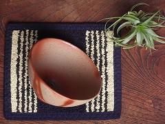[19124]火襷飯碗(高力芳照)価格:3,780円