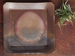 [19162]足付角皿(伊勢崎競)価格:8,640円