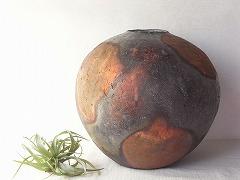 [19183]窯変壺(横山直樹)価格:32,400円