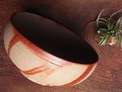 [19208]火襷鉢(高力芳照)