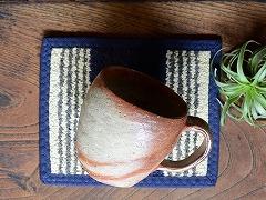 [21185]自然練込マグカップ(横山直樹)